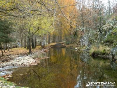 Molino Río Jarama-La Hiruela; viajes de singles singles viajes ruta valle del jerte